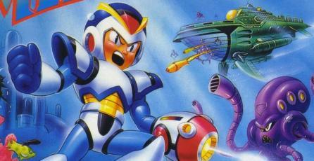 Conoce cuanto espacio ocupará <em>Mega Man X Legacy Collection</em> en Switch