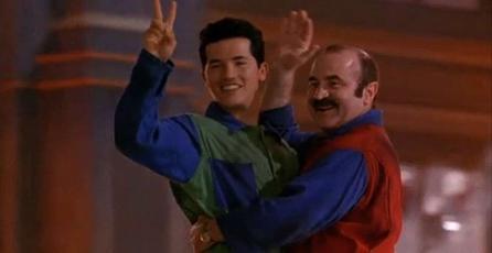 """Hoy se cumplen 25 años de la """"infame"""" película de Super Mario Bros."""