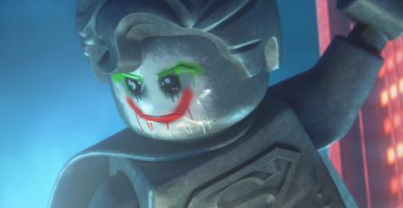 Teaser confirma la existencia de <em>LEGO DC: Super-Villains</em>