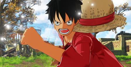 Así luce el increíble mundo de <em>One Piece: World Seeker</em>