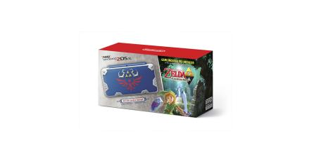 Checa este increíble New Nintendo 2DS de <em>The Legend of Zelda</em>