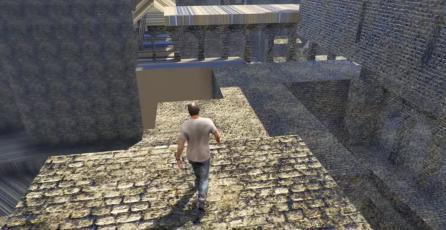 Modders descubren mapas de Bloodborne dentro de Dark Souls y lo ejecutan en GTA V