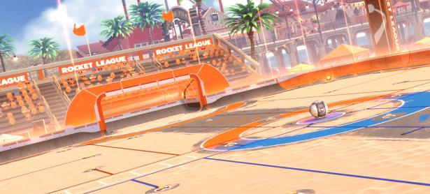 Debuta Salty Shores, la nueva arena para <em>Rocket League</em>