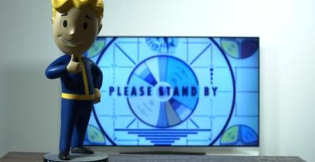 Bethesda inicia extraña transmisión como preámbulo a futuro anuncio para Fallout