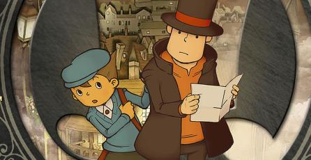 Level-5 anuncia <em>Professor Layton and the Curious Village EXHD</em>