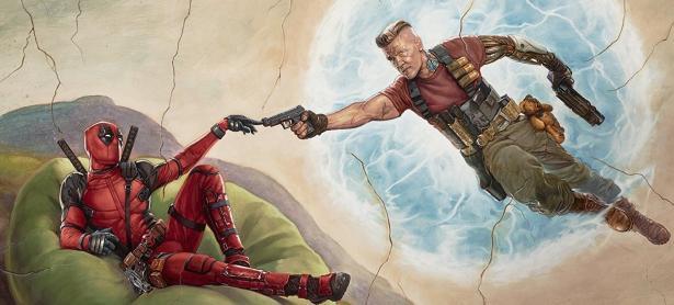 Deadpool 2: ¡rompiendo la cuarta pared como corresponde!