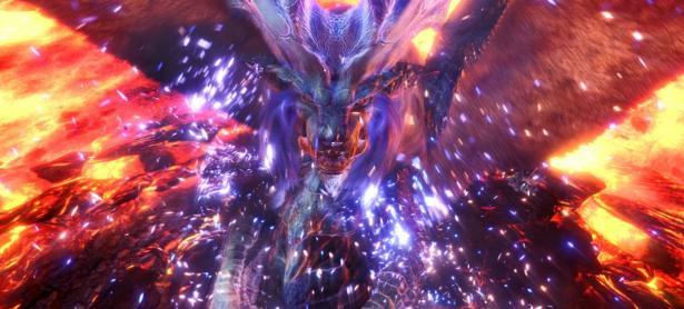 Lunastra es el nuevo dragón de <em>Monster Hunter World</em>