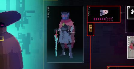 <em>Hyper Light Drifter </em>para Switch tendrá contenido exclusivo