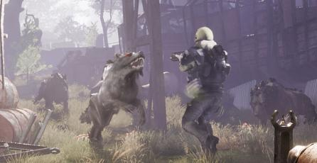 Ve las primeras capturas del Battle Royale <em>Fear the Wolves</em>