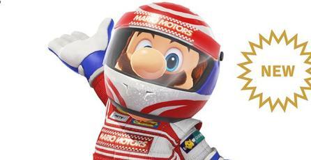 <em>Super Mario Odyssey</em> recibe un nuevo atuendo temático