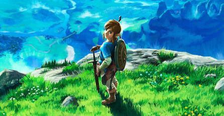 ASTRO presenta su headset de <em>Zelda: Breath of the Wild</em>