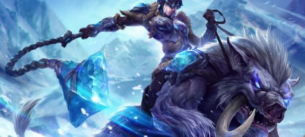 La ira del invierno ha vuelto con más fuerza, ¡Sejuani se levanta en League of Legends!