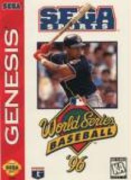 World Series Baseball 96