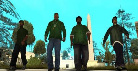 GTA San Andreas será nuevamente reestrenado en consolas