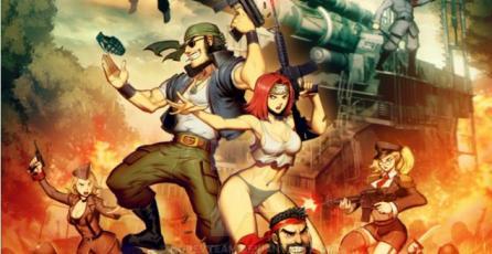 <em>Kraut Buster</em>, un nuevo tributo a Metal Slug que cae a Neo Geo