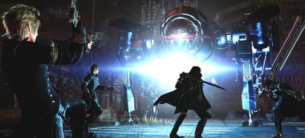 Herramienta de mods para <em>Final Fantasy XV</em> en PC debutará en unos días
