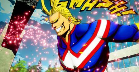 Detallan desempeño de <em>My Hero One's Justice</em> en PS4 y Switch