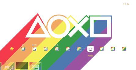 Playstation estrena tema gratuito en PS4 para celebrar el mes del orgullo LGBT