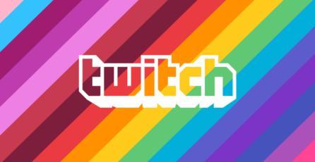 Twitch se une al mes del Orgullo LGBT+ con nuevos emojis, crowfunding y más