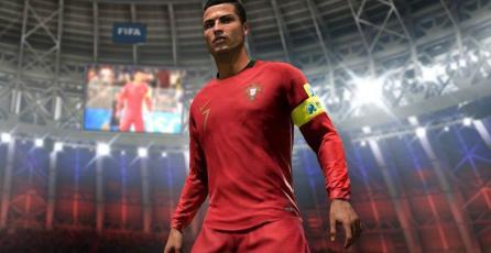 <em>FIFA 18</em> es lo más vendido en Reino Unido gracias al Mundial