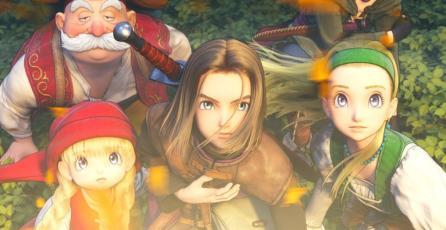 Nuevo video de <em>Dragon Quest XI</em> revela nueve minutos del sistema de juego