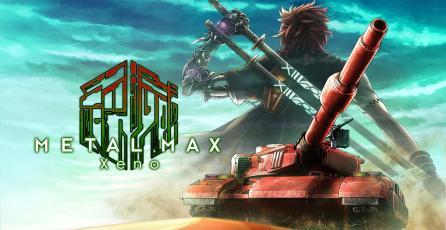 Disfrutarás la acción de <em>Metal Max Xeno</em> en septiembre