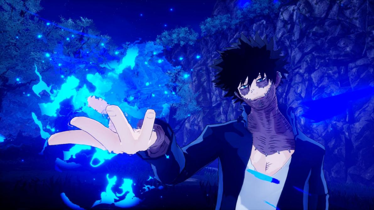 Así lucirán Himiko Toga y Dabi en <em>My Hero One's Justice</em>