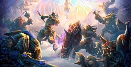 Llega nueva heroína de World of Warcraft a Heroes of the Storm y trae un mapa también
