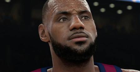 <em>NBA 2K19</em> llegará en septiembre con LeBron James en la portada