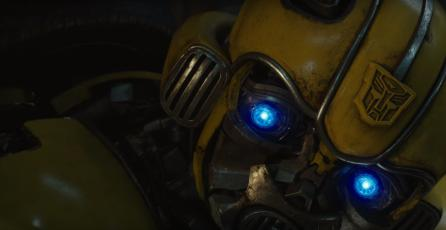 Bumblebee revive la franquicia de Transformers con su primer trailer