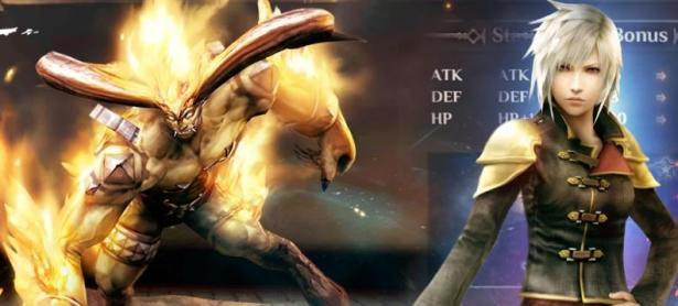 Final Fantasy Awakening aterriza gratis en Android e iOS