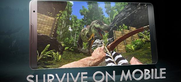 ARK: Survival Evolved Mobile llegará el 14 de Junio a iOS y Android