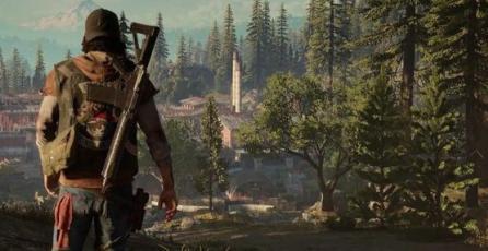 Juego de zombies <em>Days Gone</em> confirma lanzamiento para PS4 el 22 de febrero del 2019