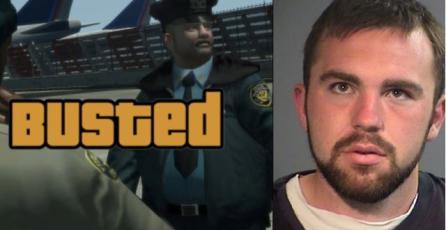 Joven drogado inicia persecución policial creyendo que estaba jugando GTA V