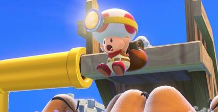 <em>Captain Toad: Treasure Tracker</em> pesará menos en Switch que en Wii U