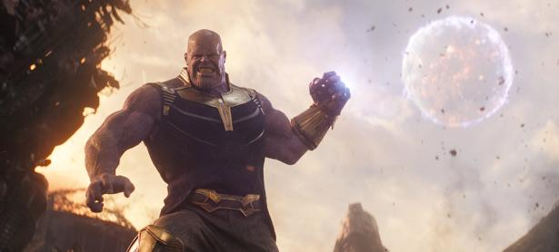 Thanos ha ganado: Infinity War es la película más vista en Chile y rompe el record anterior