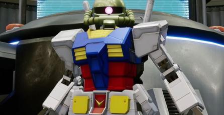 Bandai Namco retrasa <em>New Gundam Breaker</em> para PC