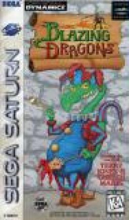 Blazing Dragons