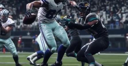Muestran <em>Madden NFL 19 </em> en E3 2018 con un intenso avance