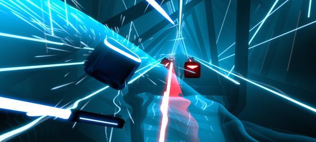 El ritmo de <em>Beat Saber</em> está en camino a PlayStation VR
