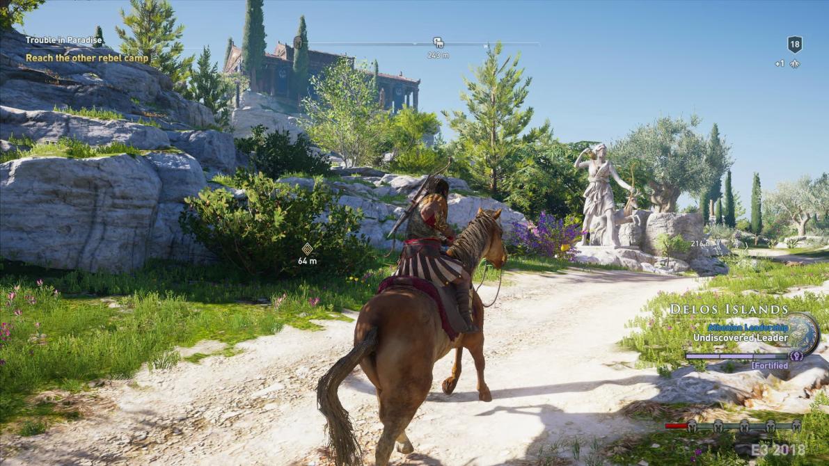 Assassin's Creed Odyssey: primeros detalles y fecha