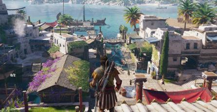 Filtran capturas de <em>Assassin's Creed: Odyssey </em>
