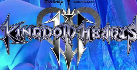 Disfruta el nuevo trailer de <em>Kingdom Hearts III</em>