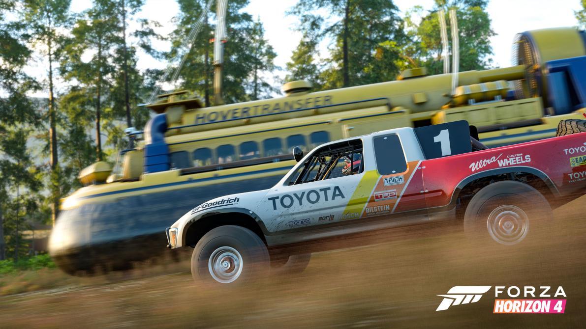 Checa las increíbles capturas de <em>Forza Horizon 4</em>