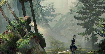 Disfruta el trailer de presentación de <em>NieR: Automata</em> para Xbox One