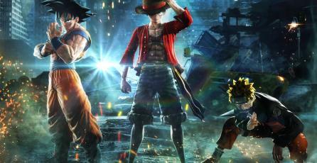 Goku, Naruto y Luffy acaban con Freezer en <em>Jump Force</em>