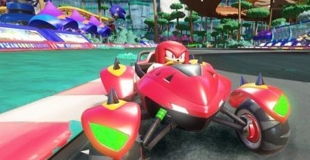 Muestran nuevo trailer de <em>Team Sonic Racing</em> en E3 2018