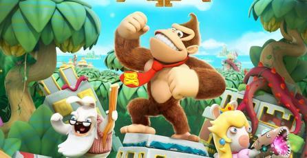 El DLC de Donkey Kong para <em>Mario + Rabbids: Kingdom Battle</em> llegará a fin de mes