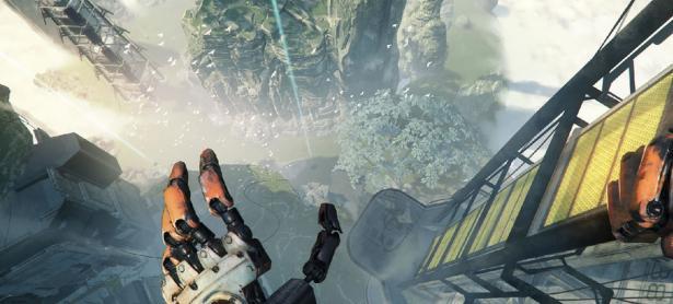 Explora y combate en un mundo abierto VR con <em>Stormland</em>