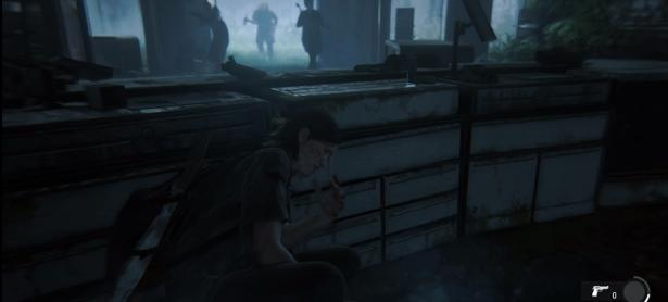 "#E32018:  ""¡Correo, Ellie corre!"" Besos, hachazos y balazos en The Last Of Us part 2"